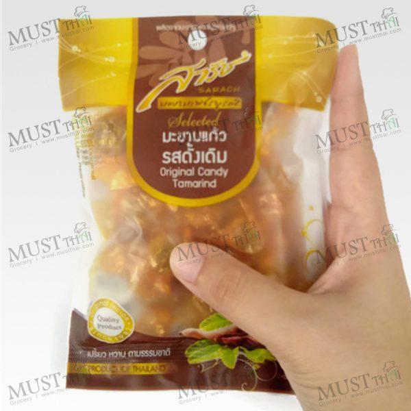Sarach Seedless tamarind candy sweet salty