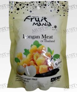 Fruit Mania Dehydrated Longan Meat 65g