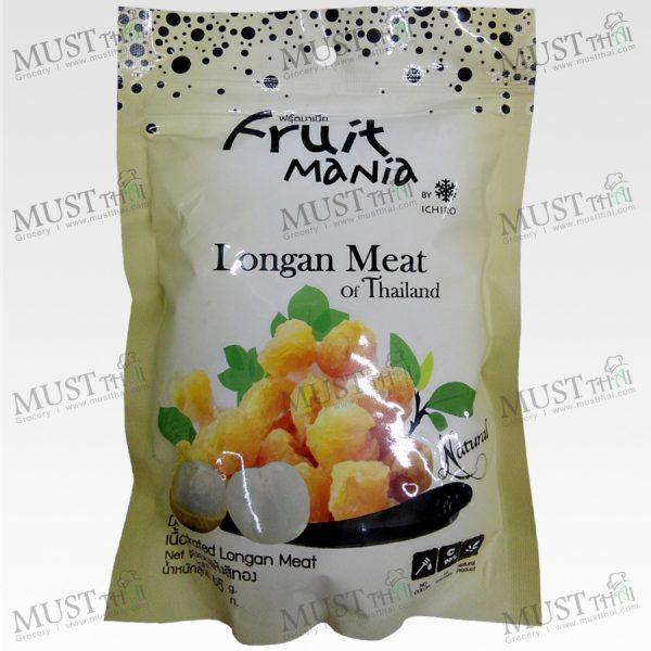 Fruit Mania Dehydrated Longan Meat 65g