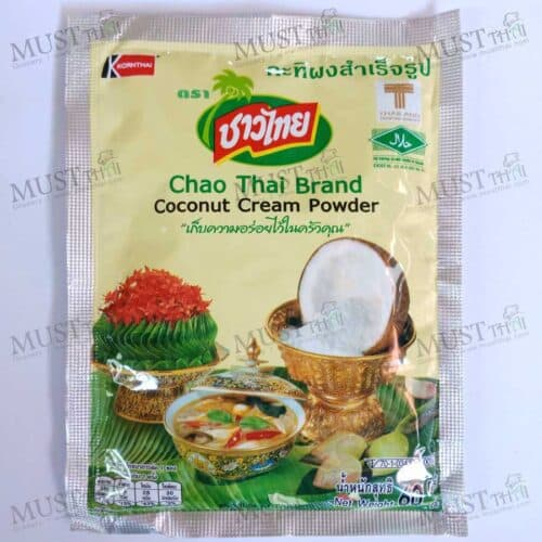 Chao Thai Coconut Cream Powder 60g.