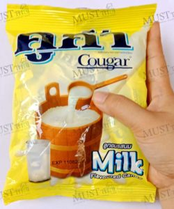 Cougar Candy Milk Flavour 270g