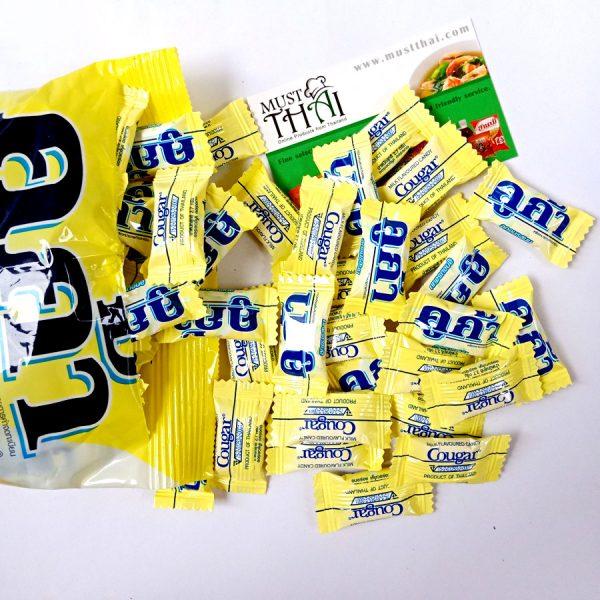 Cougar Milk Flavour Candy