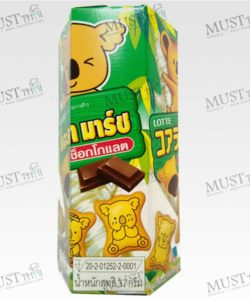 Lotte Koala's March Chocolate Biscuit 37g