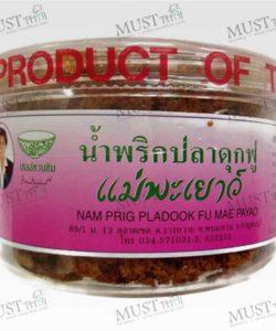 Mae Payao Nam Prig Pladook Fu 60g