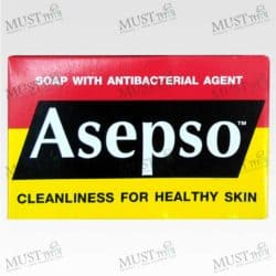 Asepso Original Antibacterial Bar Soap 80g
