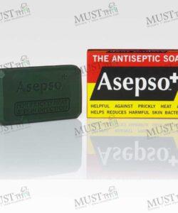 Asepso Original Antibacterial Bar Soap 80g