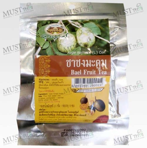 Bael Fruit Tea Relieves Digestive System - Abhaibhubejhr