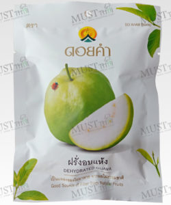 Doi Kham Delicious Dehydrated Fruit with real Guava