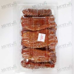 Sun Dried Banana with Honey - Lantong (250g)