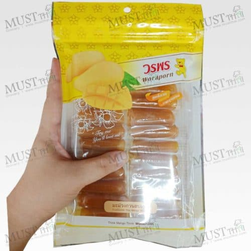 Worapond Mango Sheet 100g