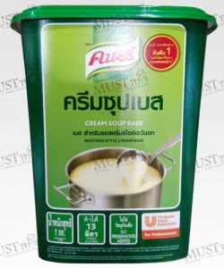 Knorr Cream Soup Base 1 kg