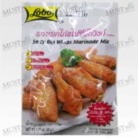 Lobo Spicy Big Wings Marinade Mix 50g