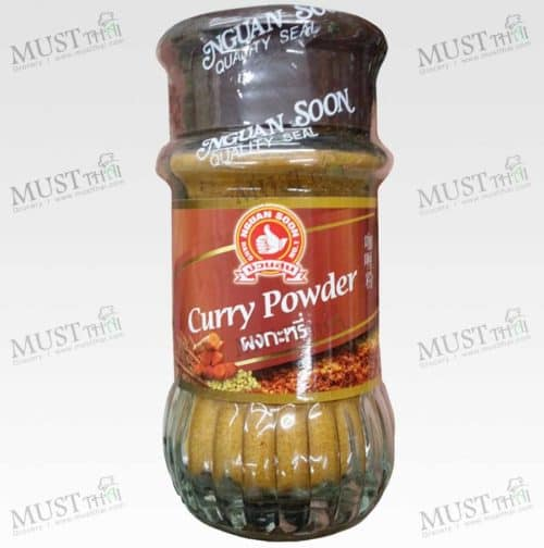 Nguan Soon Curry Powder curry menu,
