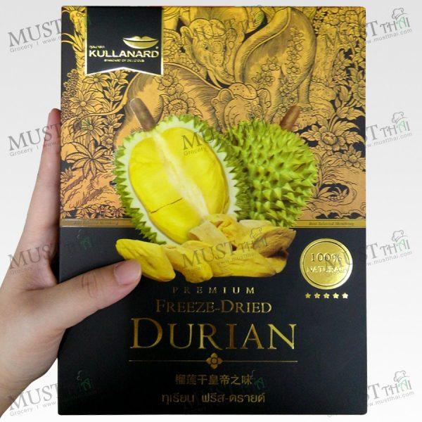 Freeze Dried Durian - Kullanard (70g)