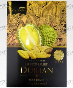 Freeze Dried Durian - Kullanard (70g)