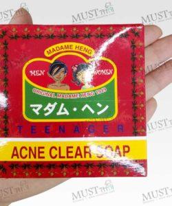 Madam Heng Acne Clear Herbal Soap Original Formula