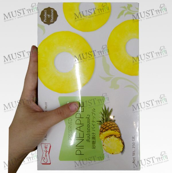 Preserved Dried Pineapple – Confetti Gift Package(250g)