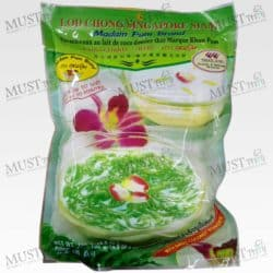 Lod Chong Singapore with Sweet Coconut Powder - Madam Pum (130g)