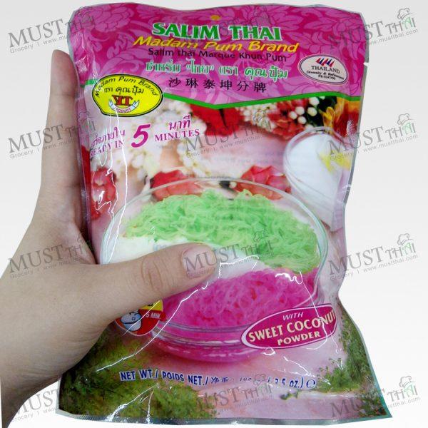 Madam Pum Thai Salim with Sweet Coconut Powder 100g Thai