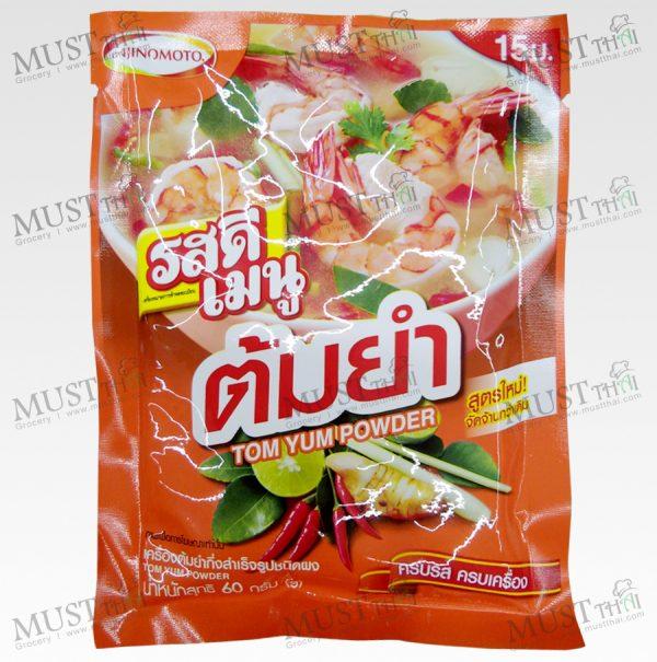 Ros Dee Menu Tom Yum Powder 60g Thai
