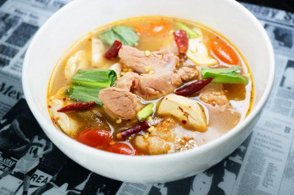 Spicy Soup Set / Dried Thai Herbs Tom Seab