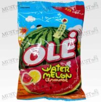 Watermelon Lemonade Flavoured Candy - Ole (250g)