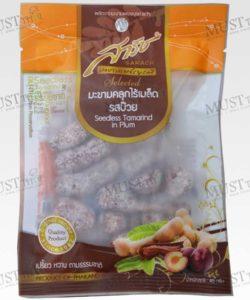 Seedless Tamarind in Plum - Sarach (45g)