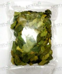 Dried Kaffir Lime Leaves 100%