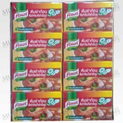 Knorr Cube Tom Yum 1 box (24gx24)