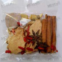 Bundle Herbs Set Dried Thai Herbs 55g