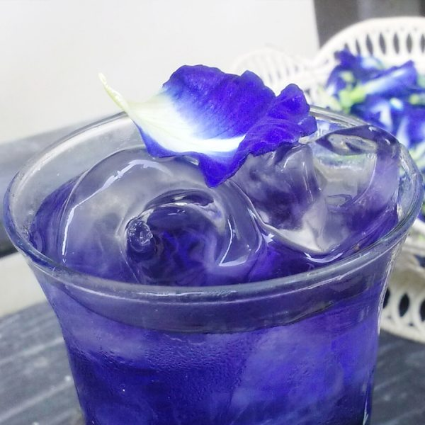 Dried Butterfly Pea 50g Thai