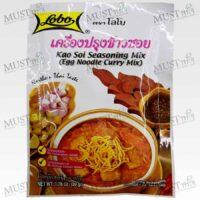 Kao Soi Seasoning Mix (Egg Noddle Curry Mix) – Lobo (50g)