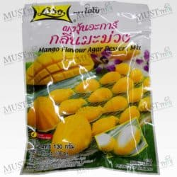 Mango Flavour Agar Dessert Mix– Lobo (130g)