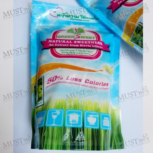 Green Sweet Natural Sweetness An Extract from Stevia Leaves - Natural Sweetness (280g)