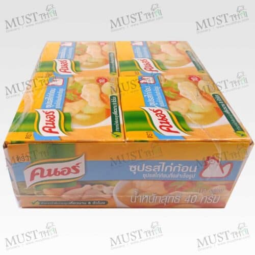Knorr Cube Chicken 40g (box of 12)