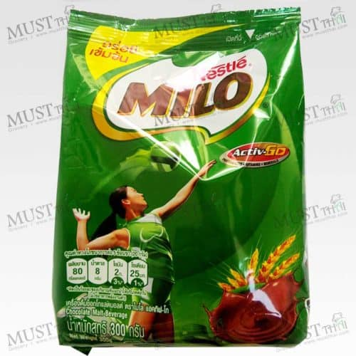 Chocolate Malt Beverage - Milo Activ-Go (300g)