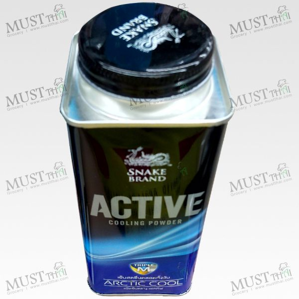 Snake Brand Active Arctic Cool Cooling Powder 150g