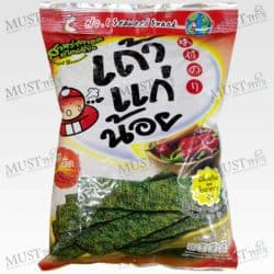 Taokaenoi Thai Spicy Flavoured Japanese Style Fried Seaweed 32g