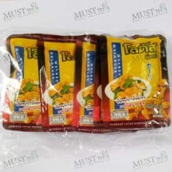 Biscuit Stick Fried Chicken Barbecue Korean Flavour - Dorkbua 18g (pack of 6)