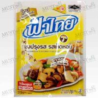 Mushroom Flavored Seasoning Powder Fa Thai 75 g
