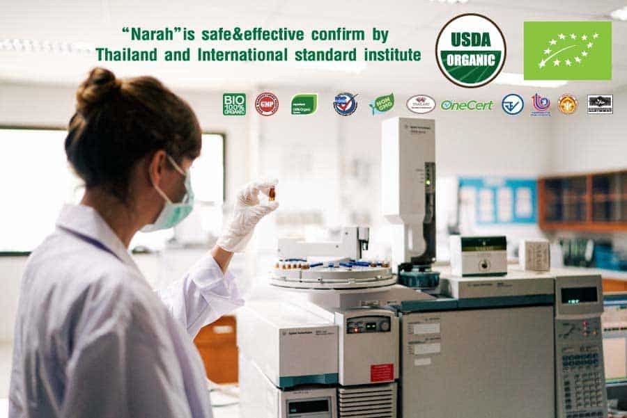 Organic narah product can help lower and control blood glucose