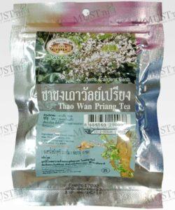 Abhaibhubejhr Thao Wan Priang Tea herb