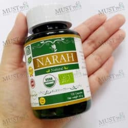 Narah Diabetic Organic 120 Capsule
