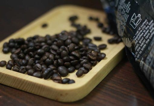 Dark South Blended Coffee Beans – Zolito (500g)