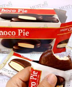 Euro Choco Pie with White Cream Center