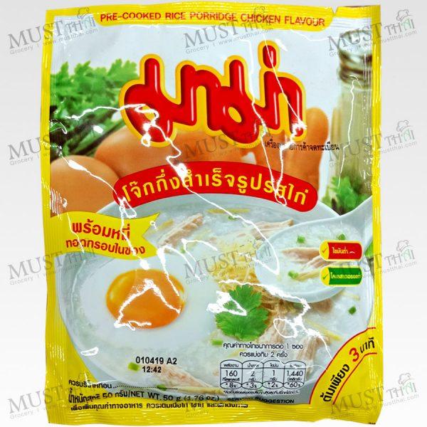 Mama Jok Instant Porridge Chicken Flavour