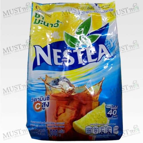 Lemon Iced Tea Powder - Nestea 1000g