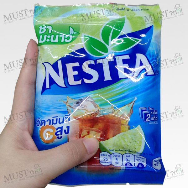 Lemon Tea Mixes - Nestea 234g (13g x 5sachets)