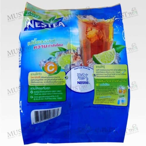 Nestea Lemon Tea Mixes (pack of 18 sachets)