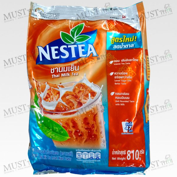 Nestea Thai Milk Tea Instant Mixed Powder 810g